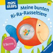 Cover-Bild zu Milk, Ina: Meine bunten Ri-Ra-Rasseltiere