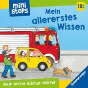 Cover-Bild zu Milk, Ina: Mein erster Bücher-Würfel: Mein allererstes Wissen (Bücher-Set)