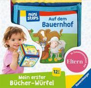 Cover-Bild zu Milk, Ina: Mein erster Bücher-Würfel (Starter-Set)