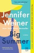 Cover-Bild zu Weiner, Jennifer: Big Summer (eBook)