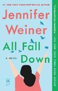 Cover-Bild zu Weiner, Jennifer: All Fall Down