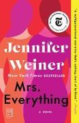 Cover-Bild zu Weiner, Jennifer: Mrs. Everything (eBook)