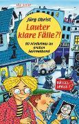 Cover-Bild zu Lauter klare Fälle?! von Obrist, Jürg
