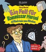 Cover-Bild zu Ein Fall für Kommissar Maroni von Obrist, Jürg
