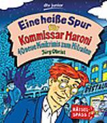 Cover-Bild zu Eine heiße Spur für Kommissar Maroni von Obrist, Jürg