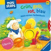 Cover-Bild zu Milk, Ina: Grün, gelb, rot, blau
