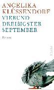 Cover-Bild zu Vierunddreißigster September von Klüssendorf, Angelika