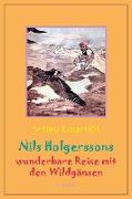 Cover-Bild zu Lagerlöf, Selma: Nils Holgerssons wunderbare Reise mit den Wildga¨nsen (eBook)