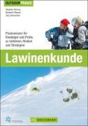 Cover-Bild zu Lawinenkunde von Schweizer, Jürgen