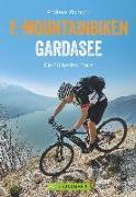 Cover-Bild zu E-Mountainbiken Gardasee von Albrecht, Andreas