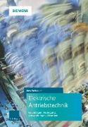 Cover-Bild zu Elektrische Antriebstechnik von Weidauer, Jens