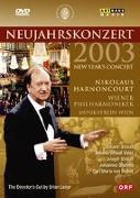 Cover-Bild zu Harnoncourt, Nikolaus: Neujahrskonzert 2003