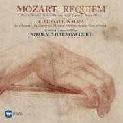 Cover-Bild zu Harnoncourt, Nikolaus: Requiem/Krönungsmesse