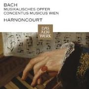 Cover-Bild zu Harnoncourt, Nikolaus: Musikalisches Opfer BWV 1079