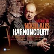 Cover-Bild zu Harnoncourt, Nikolaus: Art Of Nikolaus Harnoncourt