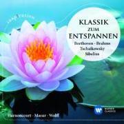 Cover-Bild zu Harnoncourt, Nikolaus: Klassik zum Entspannen