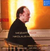 Cover-Bild zu Harnoncourt, Nikolaus: Mozart: Requiem
