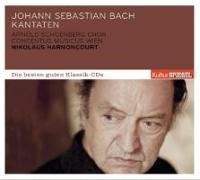 Cover-Bild zu Harnoncourt, Nikolaus (Komponist): KulturSPIEGEL: Die besten guten-Kantaten