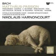 Cover-Bild zu Harnoncourt, Nikolaus: Matthäus-Passion