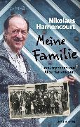 Cover-Bild zu Harnoncourt, Nikolaus: Meine Familie (eBook)