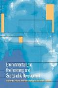 Cover-Bild zu Revesz, Richard L. (Hrsg.): Environmental Law, the Economy and Sustainable Development