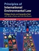 Cover-Bild zu Sands, Philippe: Principles of International Environmental Law