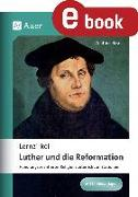 Cover-Bild zu Lernzirkel Luther und die Reformation (eBook) von Röser, Winfried