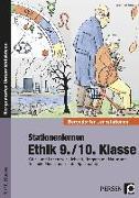 Cover-Bild zu Stationenlernen Ethik 9./10. Klasse von Röser, Winfried