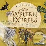 Cover-Bild zu Sturm , Anca: Der Welten-Express