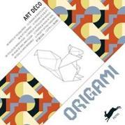 Cover-Bild zu Roojen, Pepin Van: Origami Art Deco