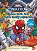 Cover-Bild zu MARVEL Superhelden Abenteuer - Spider-Man und seine Insektenfreunde von Cadenhead, MacKenzie