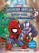 Cover-Bild zu MARVEL Superhelden Abenteuer - Spider-Man rettet Weihnachten von Cadenhead, MacKenzie