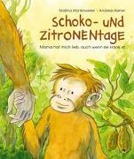 Cover-Bild zu Schoko- und Zitronentage von Wartenweiler, Mallina