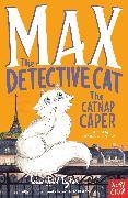 Cover-Bild zu Todd Taylor, Sarah: Max the Detective Cat: The Catnap Caper