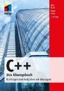 Cover-Bild zu Kirch, Ulla: C++ Das Übungsbuch (eBook)