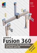 Cover-Bild zu Ridder, Detlef: Autodesk Fusion 360 (eBook)