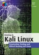 Cover-Bild zu Ebner, Jürgen: Einstieg in Kali Linux (eBook)