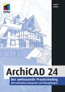 Cover-Bild zu Ridder, Detlef: ArchiCAD 24 (eBook)