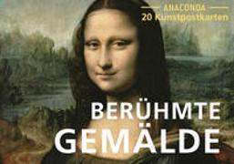 Cover-Bild zu Postkarten-Set Berühmte Gemälde von Anaconda Verlag (Hrsg.)
