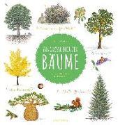 Cover-Bild zu Das große Buch der Bäume von Tordjman, Nathalie