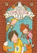 Cover-Bild zu Die Schule der magischen Tiere 1: Die Schule der magischen Tiere (eBook) von Auer, Margit