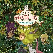 Cover-Bild zu Die Schule der magischen Tiere 11: Wilder, wilder Wald! (Audio Download) von Auer, Margit