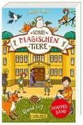 Cover-Bild zu Die Schule der magischen Tiere: Doppelband (Enthält die Bände 1: Die Schule der magischen Tiere, 2: Voller Löcher!) von Auer, Margit