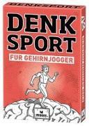 Cover-Bild zu Denksport für Gehirnjogger von Domzalski, Oliver