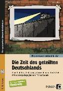 Cover-Bild zu Zeit des geteilten Deutschlands - einfach & klar von Barsch, Sebastian