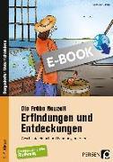 Cover-Bild zu Die Frühe Neuzeit: Erfindungen und Entdeckungen (eBook) von Barsch, Sebastian