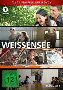 Cover-Bild zu Fromm, Friedemann (Prod.): Weissensee - Staffel 1-4