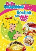 Cover-Bild zu Bibi Blocksberg-Kochen mit Hex-hex! von Korda, Steffi