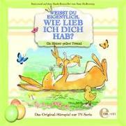 Cover-Bild zu Wie Lieb Ich Dich Hab? Weißt Du Eigentlich. Ein Kleiner Gelber Freund von Weiát (Komponist)