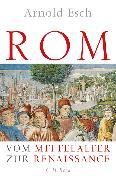 Cover-Bild zu Esch, Arnold: Rom (eBook)